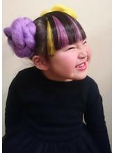 カラーお団子セットアップ ダンス.23