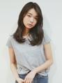 【miwa】重めAラインミディスタイル☆2  下北沢 good day hair