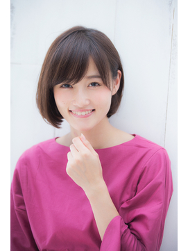 【NEUTRAL DOOR 品部】新垣結衣さん風 大人ショートボブ