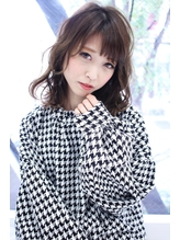 【Nosh】外国人風アッシュカラー.57