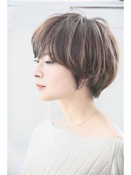 【Rire-リル銀座-】小顔☆マッシュショートボブ☆