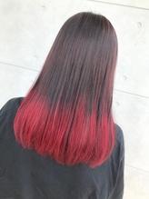 特殊カラー 赤グラデーション.22