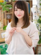 *bliss大宮**グラデカラー&斜めバング☆外国人風ワンカールa.45