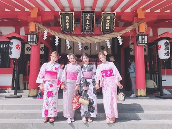 ちゅら桜(沖縄県那覇市/美容室)