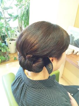 2020年春 ミセス 和装のヘアスタイル ヘアアレンジ 髪型一覧