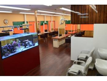 美容室メデューサ都府楼店(福岡県太宰府市/美容室)