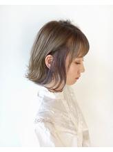 【first長町】インナーカラー.20