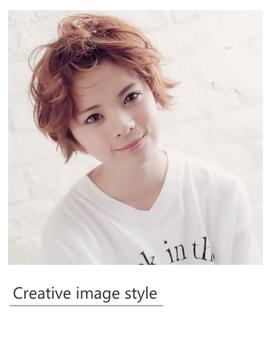 【Creative image styel】前髪ピン留めアレンジ