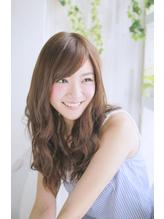 美髪デジタルパーマ/バレイヤージュノーブル/クラシカルロブ/527 Oggi.49