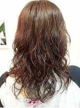 くるんとした柔らかさ×長持ちカール◎【ぷる艶ウェーブ】髪へのダメージが最小限◎スタイリングも簡単!