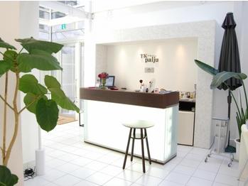 ティケー パルジュ 天文館店 TK palju(鹿児島県鹿児島市/美容室)