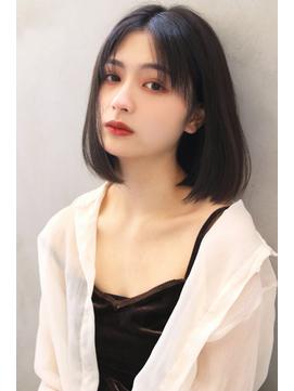 【ROSE】暗髪ボブショート1719