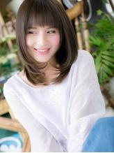 *+COVER HAIR+*…好感!ワンカールストレートa デート.28