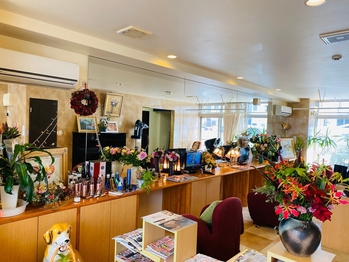 サロンデフローラ(Salon de Flore)(鹿児島県鹿児島市)
