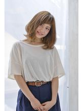 【Red-ux】20歳代に人気なハイライトカラーロブ Jokaku 大学生.5
