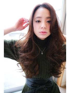 [OCEAN Hair&Life]定番ロング☆リュクスな巻き髪風カール☆