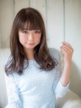 モーブカラー☆ナチュラルロング【小岩】.56