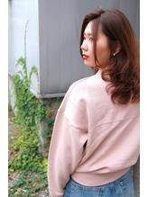 【maluna】 あっちゃん  大人×フェミニンウェーブ.17