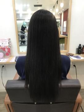 味わったことの無いツヤのある髪に!髪質改善トリートメント