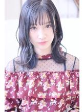 【メイズ東中野・鍛原志行】黒髪のゆるふわカール.45