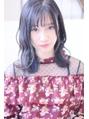 【メイズ東中野・鍛原志行】黒髪のゆるふわカール