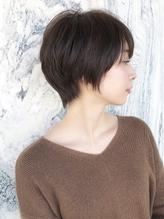 【LANVERY】大人可愛い透け感マッシュ.14