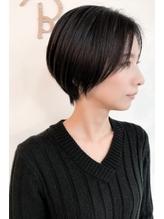 髪が多くても可能なクールショート【ビリード恵比寿】関田.0
