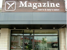 マガジン(Magazine men's & lady's salon)