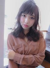 【La.montange hair】スウィート☆セミウェーブstyle♪.2