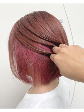 pink×pink