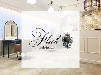 フラッシュ ヘアーアンドスキン(Flash hair&skin)(愛知県半田市/美容室)