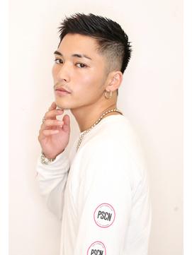 【ROSE鳳】フェード/バーバーカット/サイドグラデーションr