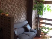 こだわりのアンティーク家具★まるでカフェのような居心地の良さ