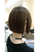 【Euphoria】CooLテイストな☆マチルダ風ボブ☆ 前髪パーマ.42