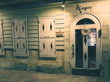 街角の地中海 カプリ(Capri)