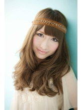 【NYNY】うねりゆる髪で小顔効果◎ カチューム.45