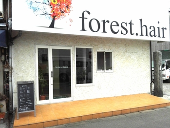 フォレストヘアー(forest.hair)(佐賀県佐賀市)