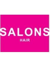 サロンズヘア 阪急桂駅前店(SALONS HAIR)