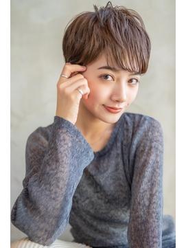 ☆BUENAVISTA☆耳掛けショート/丸みショート/イルミナカラー