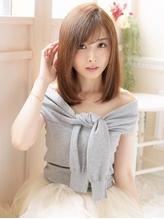 《dress/川崎716》☆ストレートふわミディ×セミウェット☆ .16