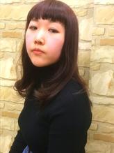 チョコmixふわふわセミディ.48