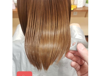 ヘアココロプラス(Hair cokoro+)(大分県大分市/美容室)