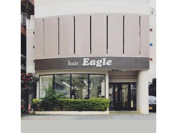 ヘアーサロンイーグル(Hair Salon Eagle)(沖縄県宜野湾市/美容室)