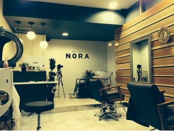 ヘアースタジオ ノラ(Hair studio NORA)(高知県高知市/美容室)