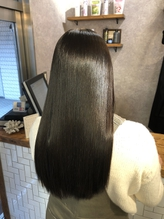 髪質改善 美髪チャージカラー 地毛風就活用.3