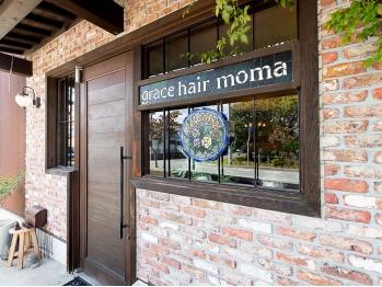 グレイス ヘアー モマ(Grace hair moma)(兵庫県豊岡市)