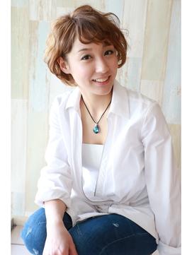 LiLy hair design ◇ カジュアルパーマスタイル