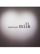 ヘアーアンドネイル ミルク(hair&nail milk)