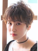 【Nicole 保土ヶ谷】 ☆メンズライクショート☆ .19