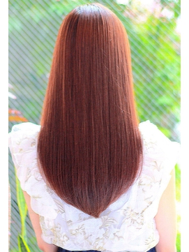 髪を綺麗にするための、すかないCOCドライカット/髪質改善